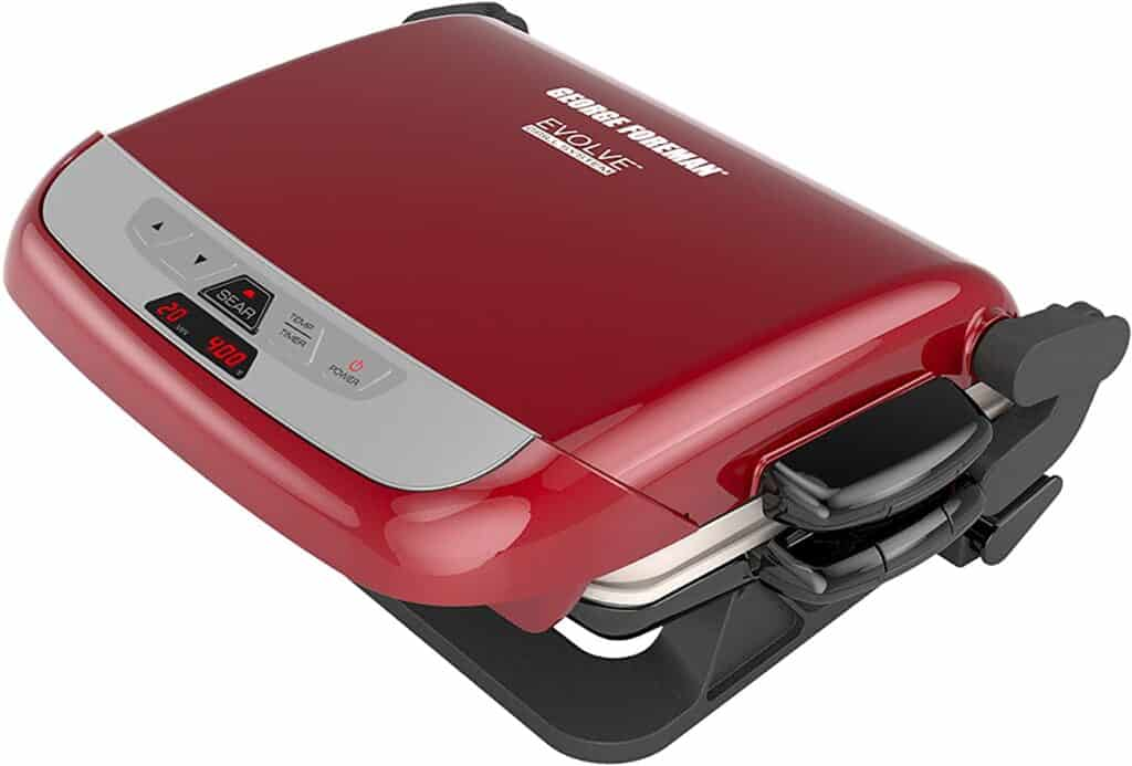 How To Clean a George Foreman Grill