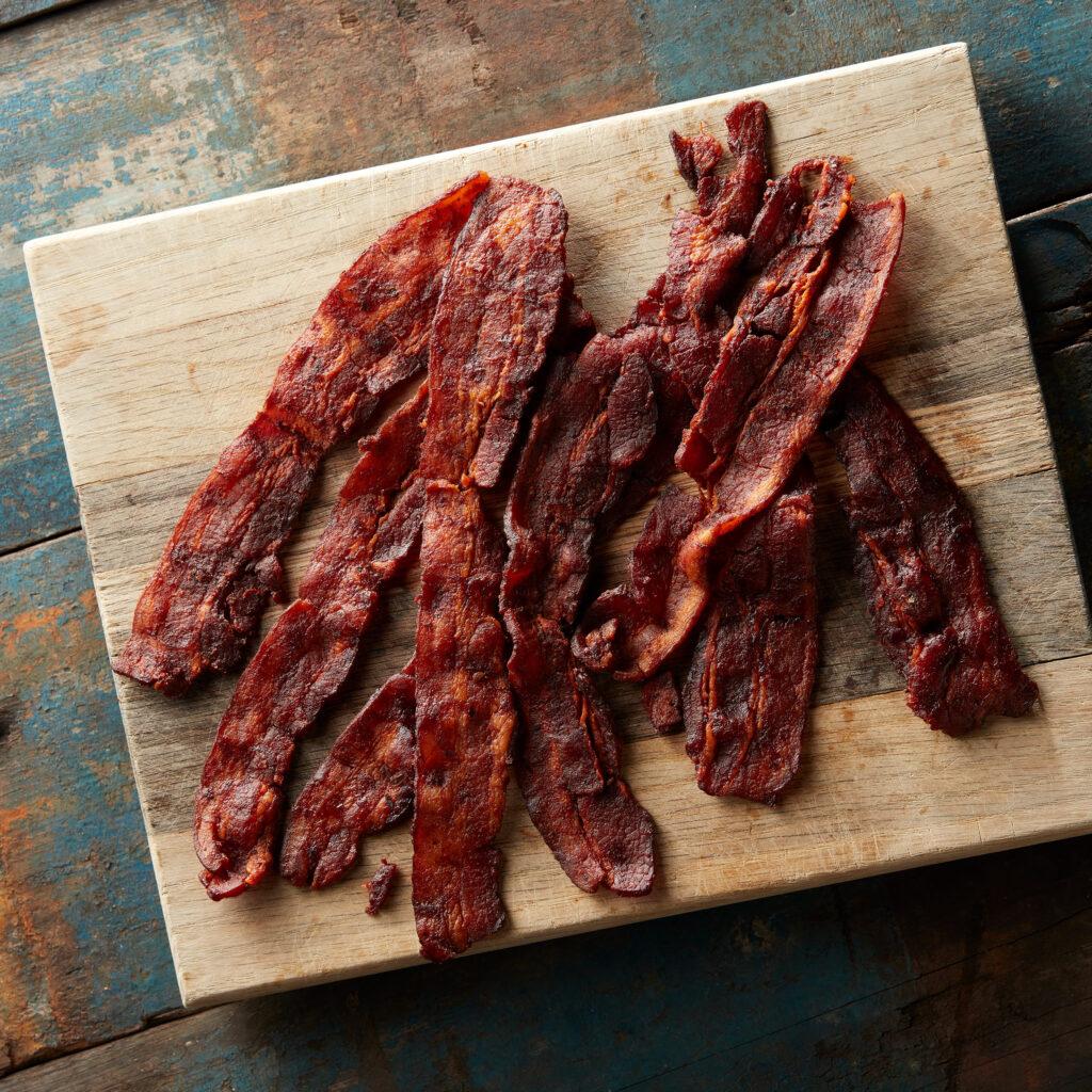 How to make bacon jerky